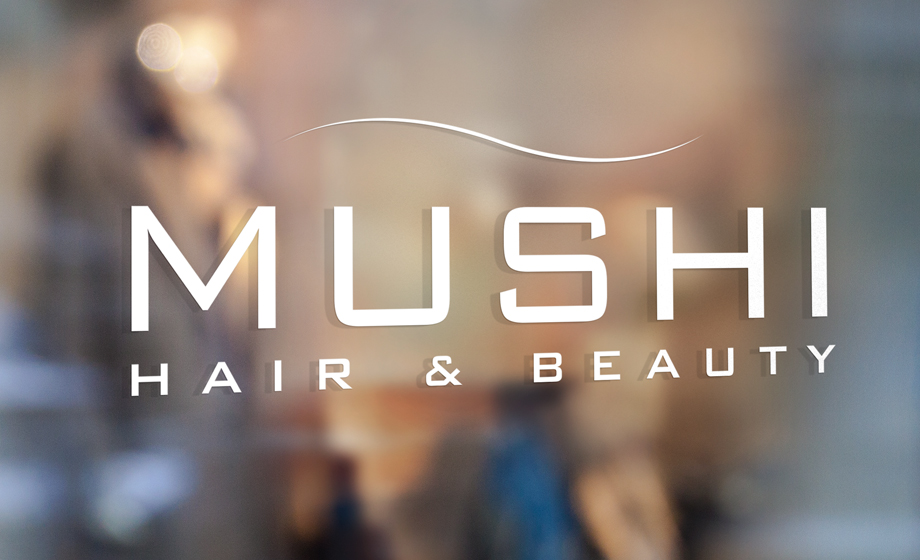 Mushi Hair & Beauty web / design / print / branding