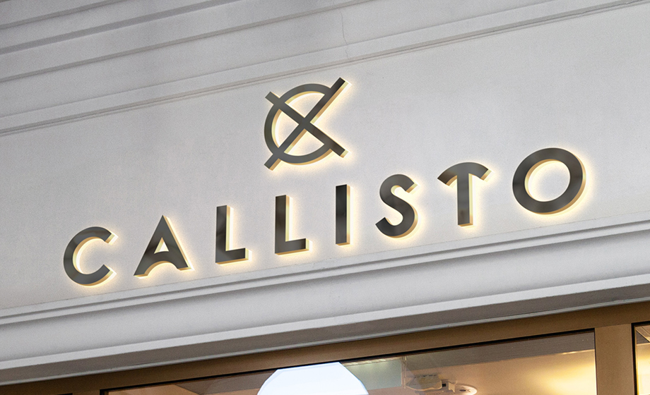 Callisto Lounge web / design / print / branding